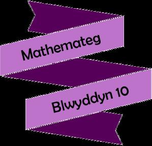 Course Image Blwyddyn 10